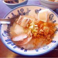 台南市美食 餐廳 中式料理 小吃 阿喬師水粄粥 照片