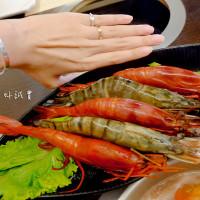台北市美食 餐廳 火鍋 鍋鍋羅海老牛專門頂級鍋物 照片