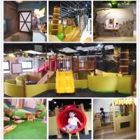 台中市休閒旅遊 景點 主題樂園 凹嗚親子主題樂園 照片