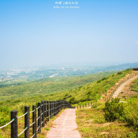 苗栗縣休閒旅遊 景點 古蹟寺廟 新埔嶺頂土地公廟 照片