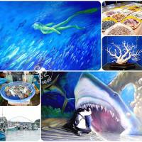 宜蘭縣休閒旅遊 景點 觀光魚場 祝大漁產業文創館 照片