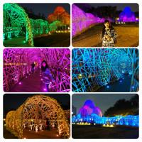 高雄市休閒旅遊 景點 公園 聚竹蚵地景藝術 照片