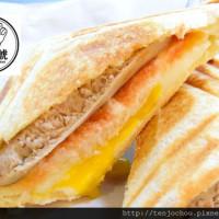 台北市美食 餐廳 速食 早餐速食店 倆倆號 照片
