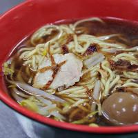 桃園市美食 餐廳 中式料理 麵食點心 大武橋頭麵 照片
