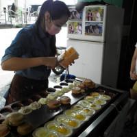 台中市美食 攤販 甜點、糕餅 Q弟紅豆餅台中火車站店 照片