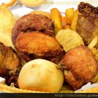 新北市美食 餐廳 速食 漢堡、炸雞速食店 頂呱呱自助吧 TKK BUFFET 照片