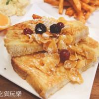 新北市美食 餐廳 異國料理 美式料理 豐滿總匯三明治永和仁愛公園店 照片