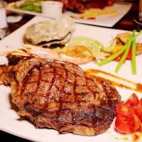 新北市美食 餐廳 異國料理 美式料理 Oliver歐利佛牛排館 照片