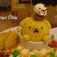 台北市美食 餐廳 異國料理 日式料理 布丁狗主題餐廳 POMPOMPURIN Cafe 照片