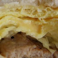高雄市美食 餐廳 中式料理 中式早餐、宵夜 燒肉咬蛋中西式早餐《自強店》 照片