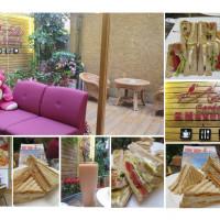 新北市美食 餐廳 異國料理 多國料理 愛麗輕食咖啡小館 照片