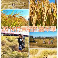新竹縣休閒旅遊 景點 景點其他 竹東稻田嘉年華 照片