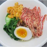 台北市美食 餐廳 中式料理 麵食點心 阿娥排骨麵 照片