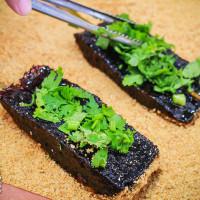 桃園市美食 餐廳 中式料理 小吃 阿宗豬血糕 照片