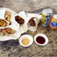 台北市美食 餐廳 餐廳燒烤 燒烤其他 阿尼雞無骨鹹酥雞 照片