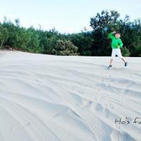 屏東縣休閒旅遊 景點 海邊港口 港仔大沙漠 照片