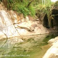台南市休閒旅遊 景點 景點其他 蝙蝠洞瀑布與糯米橋古蹟 照片