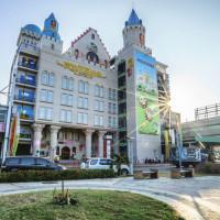 高雄市休閒旅遊 景點 景點其他 維格餅家黃金菠蘿城堡 照片