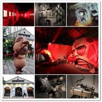 台北市休閒旅遊 景點 展覽館 進擊的巨人展WALL TAIPEI (2015/12/11~2016/2/29) 照片