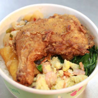 台北市美食 餐廳 中式料理 小吃 金城便當 照片