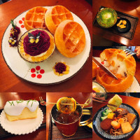 台北市美食 餐廳 烘焙 蛋糕西點 青逸 Chic Tea 時茶x慢味 照片