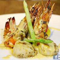 台北市美食 餐廳 異國料理 多國料理 魯尼咖啡 Luni cafe 地中海風味餐酒館 照片
