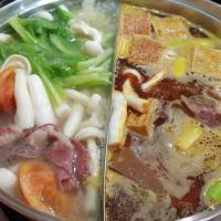 新北市美食 餐廳 火鍋 麻辣鍋 欣園麻辣鍋 照片
