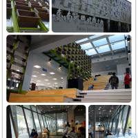 台南市休閒旅遊 景點 景點其他 台南市鹽埕圖書館 照片