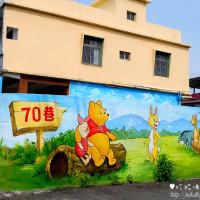 屏東縣休閒旅遊 景點 景點其他 六巷村太平路彩繪牆 照片