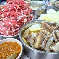 台北市美食 餐廳 火鍋 羊肉爐 士林好吃羊肉爐 照片