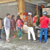 新北市美食 攤販 台式小吃 中義街烏醋麵 照片