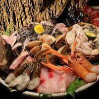 台北市美食 餐廳 火鍋 涮涮鍋 囍聚精緻鍋物 照片