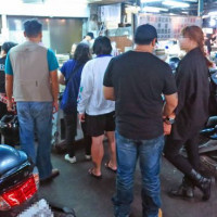 台北市美食 攤販 台式小吃 24小時切仔麵店 照片