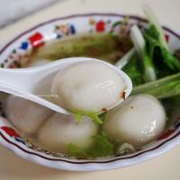 台中市美食 餐廳 中式料理 小吃 清水光復街夜市 無名肉圓仔湯 照片
