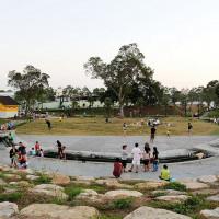 台中市休閒旅遊 景點 公園 圳前仁愛公園 照片