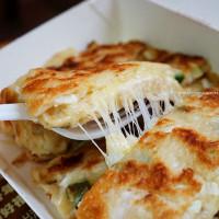 台中市美食 餐廳 中式料理 小吃 四季超特製手工蔥花蛋餅 照片