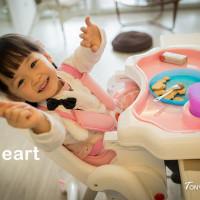 台南市休閒旅遊 購物娛樂 雜貨 myheart 兒童折疊餐椅 照片