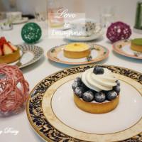 台中市美食 餐廳 烘焙 蛋糕西點 愛.想像法式甜點 Love & imagine 照片