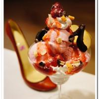 台北市美食 餐廳 飲料、甜品 HS CAFE 高跟鞋公主 照片