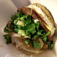 新北市美食 餐廳 異國料理 日式料理 喜多方拉麵漢堡 照片