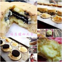台中市美食 攤販 台式小吃 大智路紅豆餅 照片
