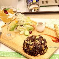 台中市美食 餐廳 素食 素食 福植田生機園地 照片