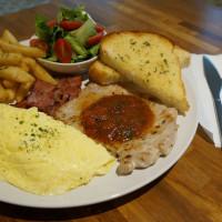 台南市美食 餐廳 咖啡、茶 咖啡、茶其他 綠木咖啡早午餐 照片
