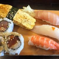 高雄市美食 餐廳 異國料理 日式料理 壽司壽司一番技 照片