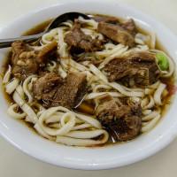 台北市美食 餐廳 中式料理 麵食點心 六福牛肉麵 照片