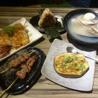 台中市美食 餐廳 餐廳燒烤 串燒 十七号串烤町 照片