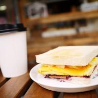 台北市美食 餐廳 速食 早餐速食店 早餐研究所 照片