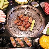 台南市美食 餐廳 餐廳燒烤 歐納碳火燒肉 照片