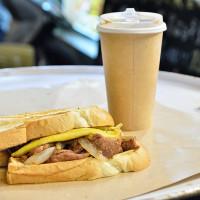 台北市美食 餐廳 速食 早餐速食店 炭字訣 熾燒三文治專門店 照片