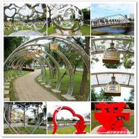 桃園市休閒旅遊 景點 景點其他 心鎖步道 照片